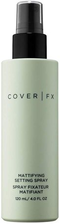 Cover Fx COVER FX - Mattifying Setting Spray