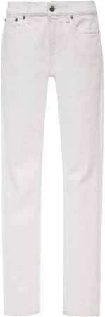 105 Mid-Rise Skinny Jeans