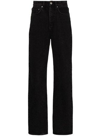 Ksubi Playback high-waisted straight-leg Jeans - Farfetch