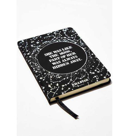 Killstar MOON JOURNAL $15.00