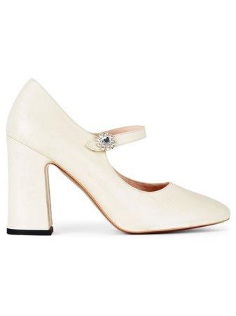 Marie High Heel Mary Jane - ALEXACHUNG
