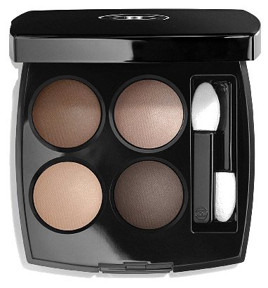 chanel les ombres eyeshadow palette