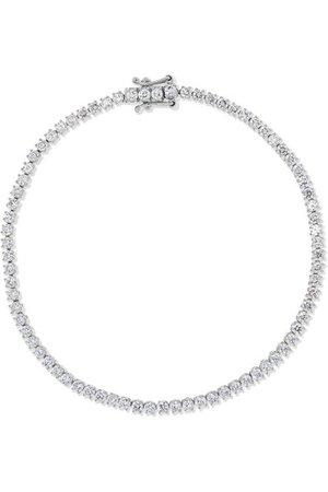 Anita Ko   Hepburn 18-karat white gold diamond bracelet   NET-A-PORTER.COM