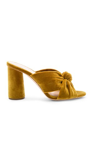 Coco High Heel Knot Slide