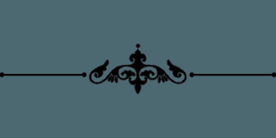 Vintage Flourish Divider - Free vector graphic on Pixabay