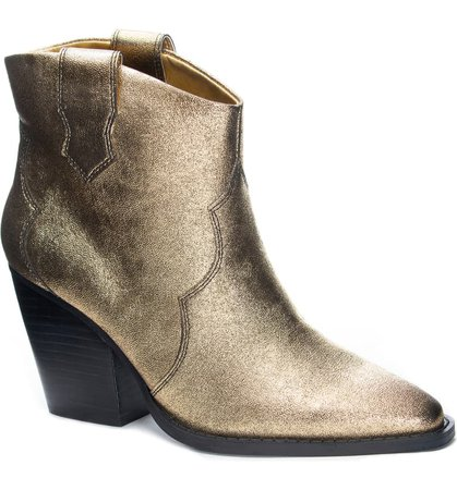 Chinese Laundry Bonnie Bootie (Women) | Nordstrom