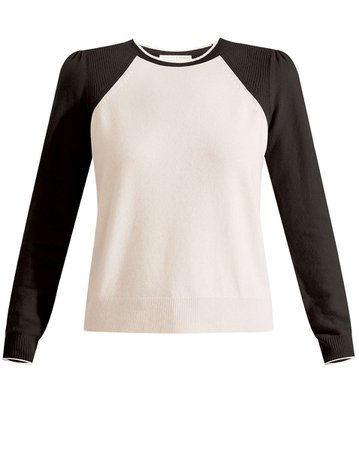 Albertina Cashmere Sweater | Veronica Beard