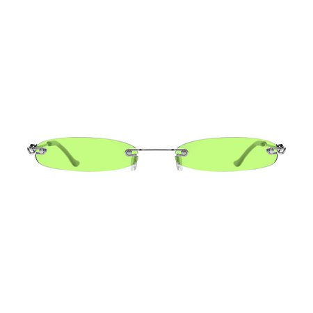 """""""Shades So Loud The Neighbors Filed A Noise Complaint"""" - The Shady by Christianah Jones in Lime Green"""