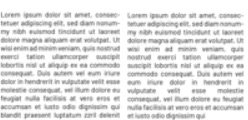 text clipping