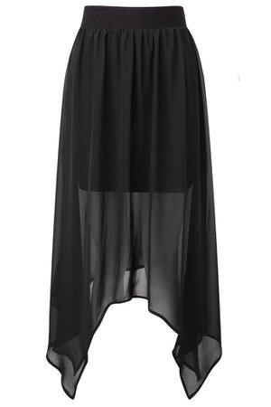 Rayne Mesh Maxi Skirt [B] | KILLSTAR
