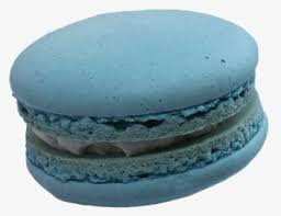 blue macaron png - Google Search