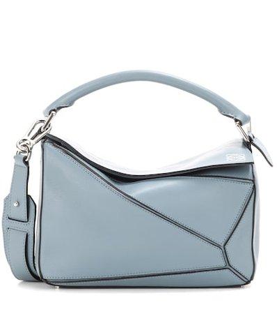 Puzzle Medium leather shoulder bag