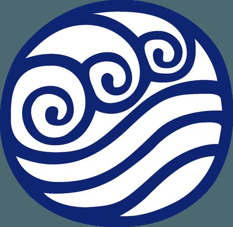 water bender symbol
