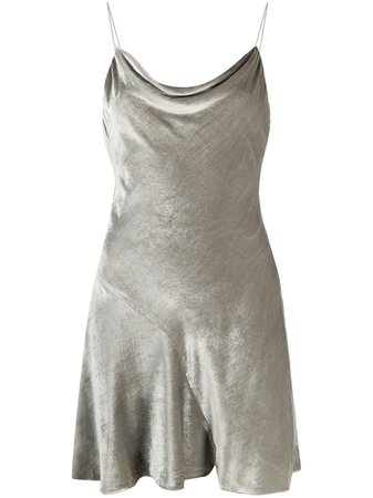 Shop Alice+Olivia Carmelina slip dress with Express Delivery - Farfetch