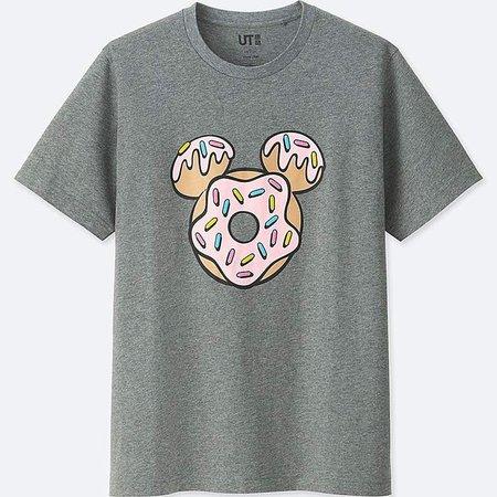 Mickey Art Short-sleeve Graphic T-Shirt (kevin Lyons)
