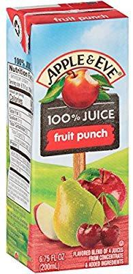 Amazon.com : Apple & Eve Fruit Punch, 40 count : Fruit Juices : Grocery & Gourmet Food