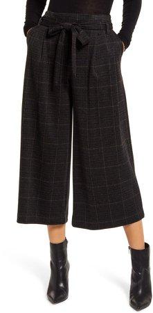 Siri Tie Waist Crop Pants