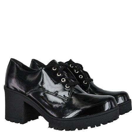 oxford high heels
