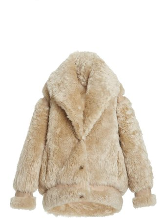 ARJE Noelle Reversible Shearling Jacket