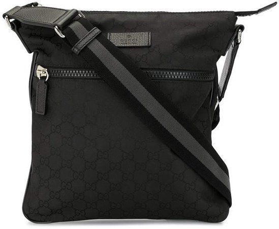 Gucci Pre Owned GG Supreme crossbody bag