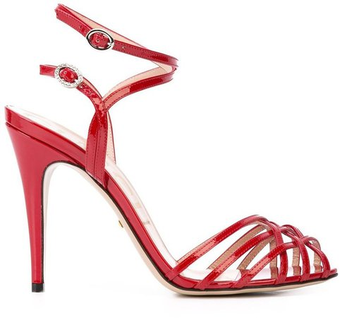 Multiple Straps Sandals