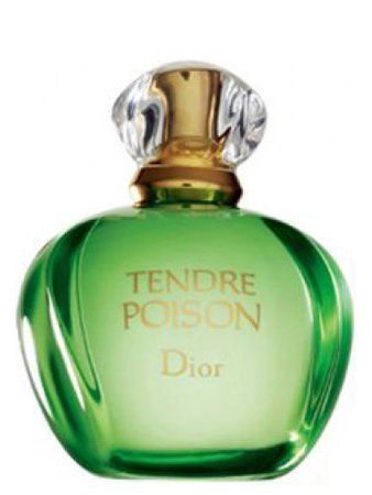 green perfume