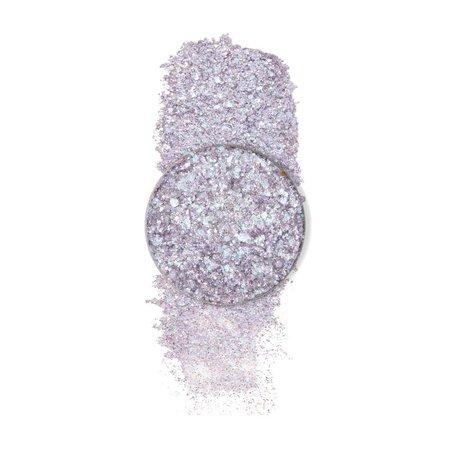 Tiny Nugget - Silver Lavender Glitter Makeup | ColourPop