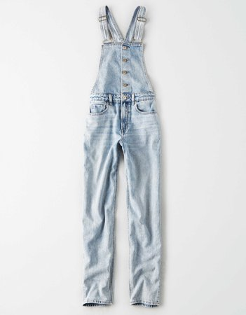 Mom Denim Overall