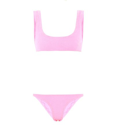 Ginny Scrunch Bikini | Reina Olga - Mytheresa