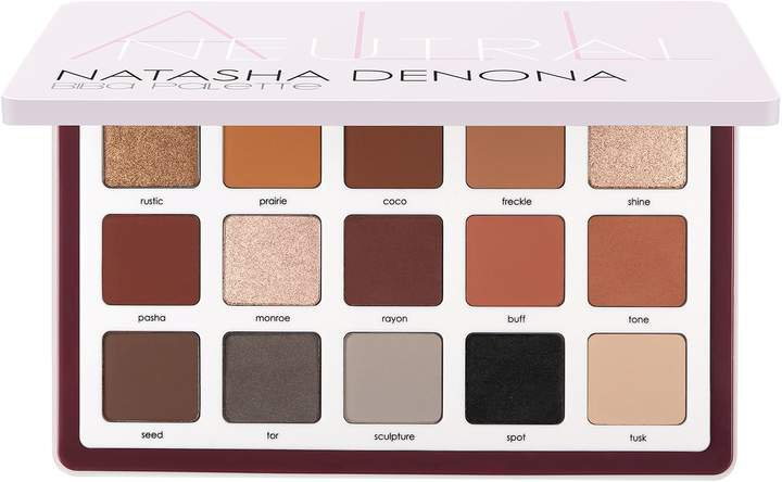 Natasha Denona All Neutral Eyeshadow Palette