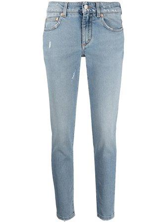 Givenchy Jean Skinny à Taille mi-haute - Farfetch