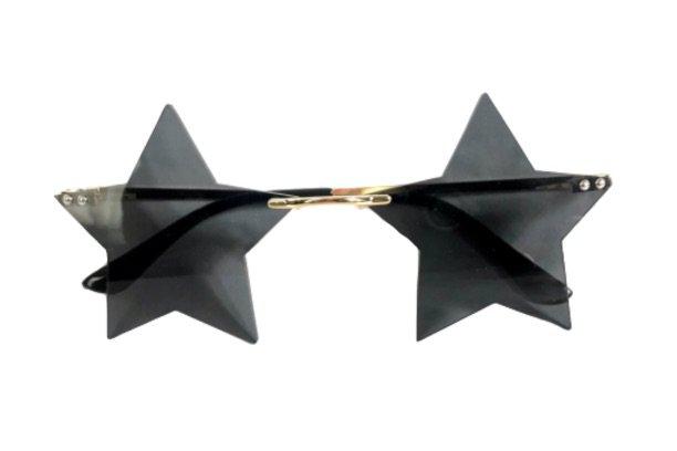 black star sunglasses