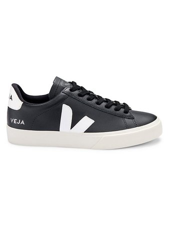 Veja Campo Leather Low-Top Sneakers   SaksFifthAvenue