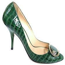 CASADEI Green Heels