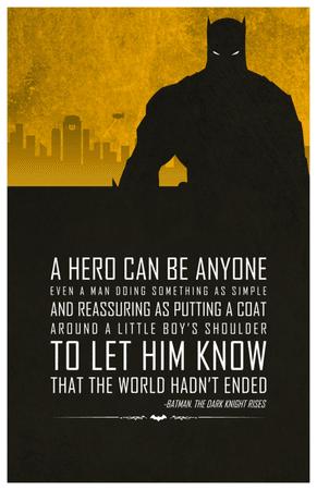 superhero quote - Google Search