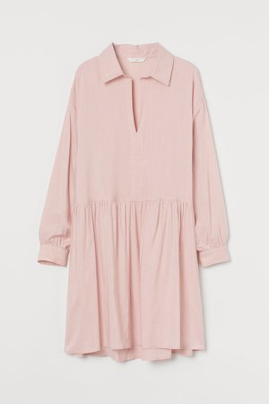 Airy Dress - Pink