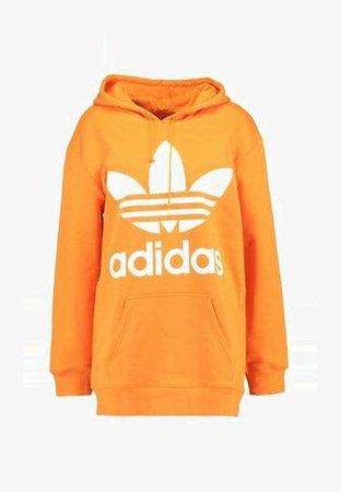 adidas Originals HOODIE - Hoodie - bahia orange - Zalando.co.uk