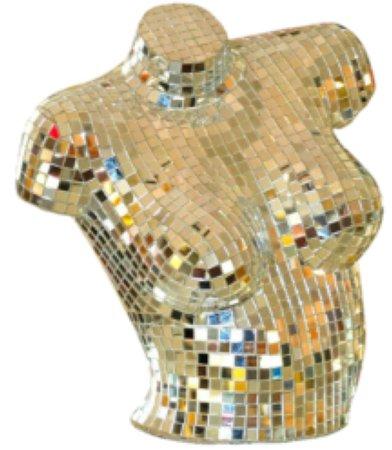disco ball body