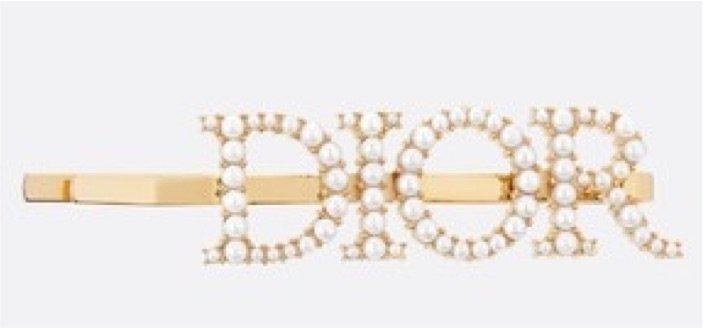 Dior hair pin