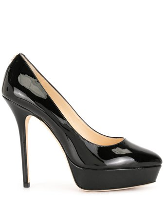 Jimmy Choo Jenara 125mm Pumps - Farfetch