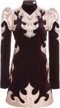 Zimmermann Ladybeetle Mystic Mini Dress