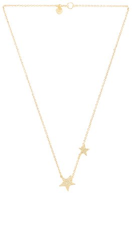 gorjana Super Star Necklace in Gold | REVOLVE