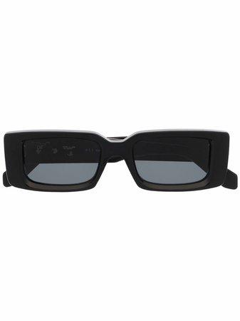 Off-White Arthur rectangle-frame Sunglasses - Farfetch