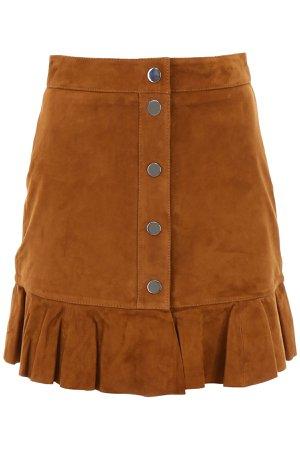 Ganni Salvia Skirt