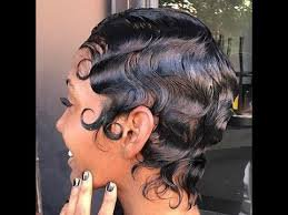 finger waves - Google Search