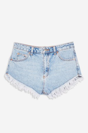 Kiri Denim Shorts - Shorts - Clothing - Topshop USA