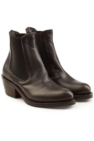 Roxy Leather Ankle Boots Gr. IT 38