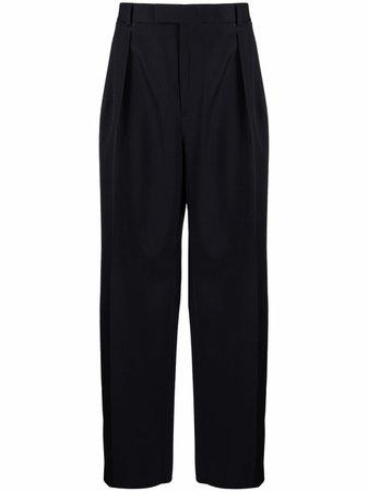 Valentino wide-leg tailored trousers - FARFETCH