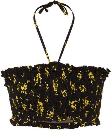 Recycled Fabric Swimwear Bikini Top