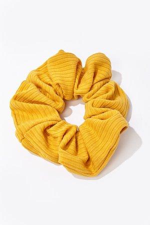 Ribbed Knit Scrunchie | Forever 21